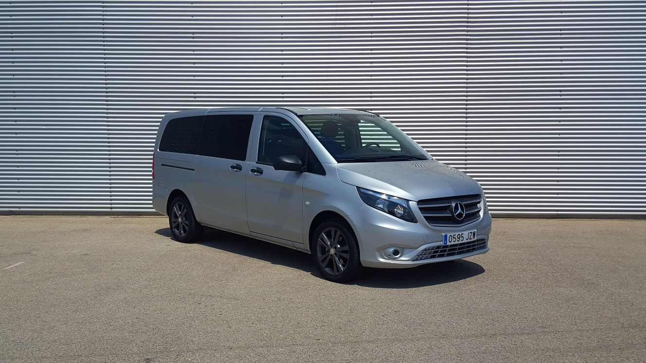 Mercedes-Benz Vito 114 CDi Tourer Select