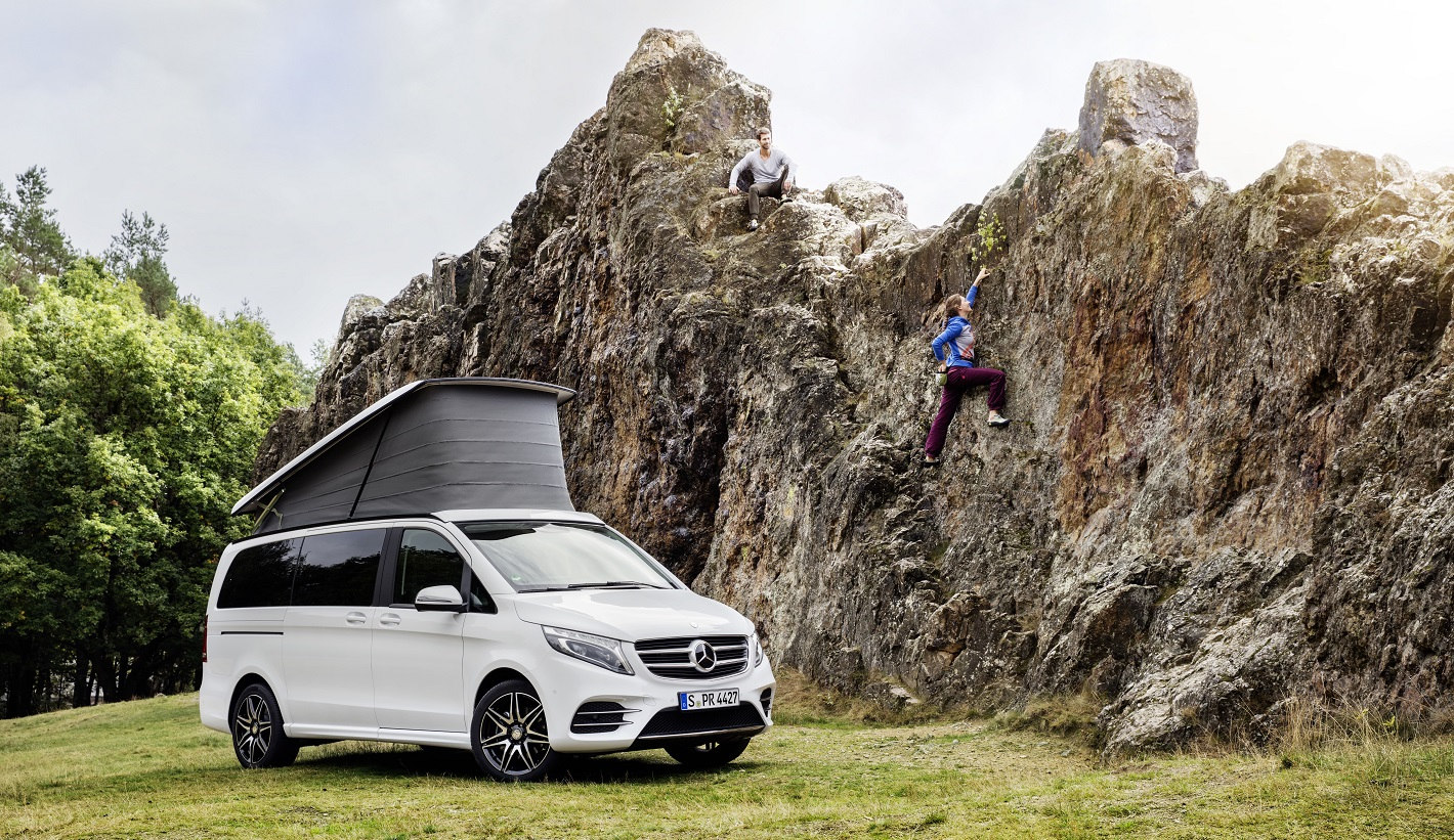 Mercedes-Benz Vito Marco Polo Activity